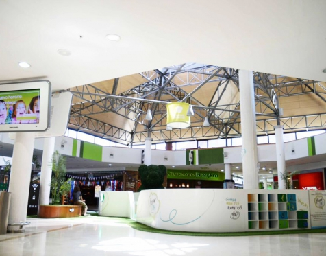 Sala Infantil ParqueClub